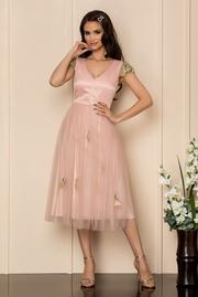 rochii elegante de nasa roz