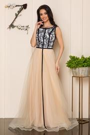 rochii lungi cu trena de nasa