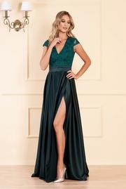 rochii lungi de nasa verzi