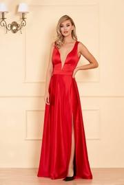 rochii rosii de nasa ieftine